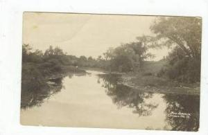 RP: Mill Stream, Canaan Maine 1900-1920s