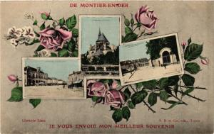CPA De Montier en Der - Je vous envoie (277141)