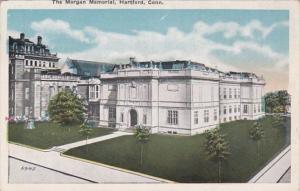 Connecticut Hartford The Morgan Memorial