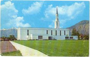 Ogden Tabernacle Church of Latter Day Saints Ogden Utah UT