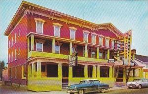 Canada Quebec Louiseville Hotel Windsor
