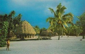 SAMOA , 50-60s ; Village
