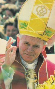 Mount Royal , MONTREAL , Quebec Canada , 1986 ; Pop John Paul II Visit