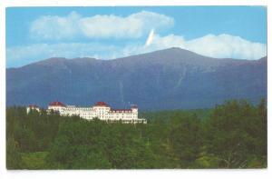 Mt. Washington Hotel Bretton Woods White Mts NH 1973 Chrome