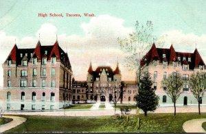 Washington Tacoma High School