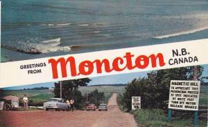 Moncton , New Brunswick , Canada , 40-60s