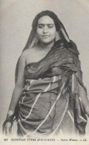 Egypt , 1900-10s ; Native Woman
