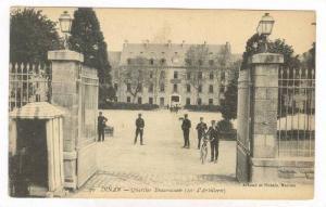 DINAN , France., 1900-10s   Quartier Beaumanoir (1o d'Artillerie)