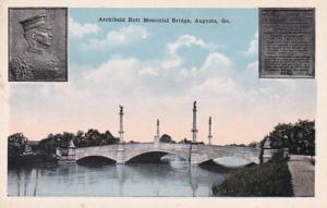 Georgia Augusta Archibald Butt Memorial Birdge