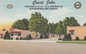 ALBUQUERQUE, Court John, New Mexico, 30-40s