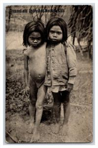 21870  MEXICO   Dressed and Undressed Kids