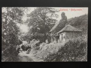 Hampshire HOLLYCOMBE Liphook - Old Postcard by Inge's Series