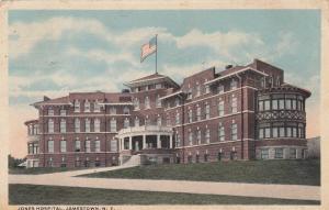 JAMESTOWN , New York , PU-1916 ; Jones Hospital