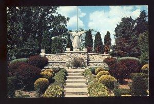 Attleboro, Massachusetts/MA Postcard, Sacred Heart Altar, La Salette Shrine