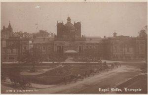 RP: Harrogate , Yorkshire , England , 1912 ; Royal Baths