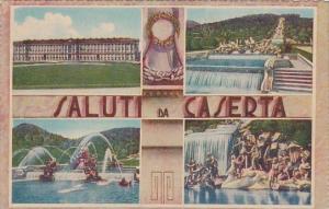 Italy Saluti da Caserta Multi View