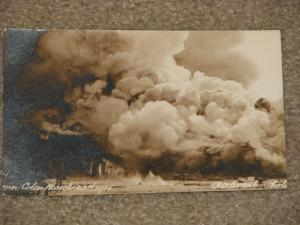 Colon, Panama March 23rd 1911, Disaster-Fire
