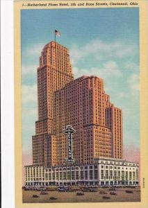Ohio Cincinnati Netherland Plaza Hotel 5th And Race Streets