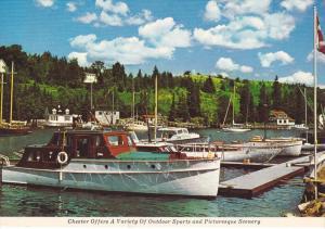 Boating , CHESTER , Nova Scotia , Canada , 60-80s