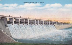 IDAHO; American Falls Dam, 30-40s