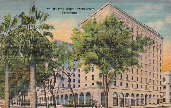 Senator Hotel Sacramento California