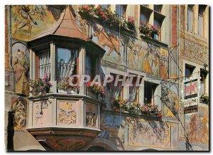 Old Postcard Stein am Rhein Schweiz