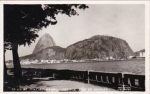 Brazil Rio De Janeiro Urca E Pao De Azucar 1956 Photo