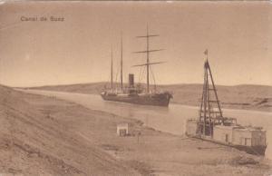 Canal de Suez , Egypt , 00-10s