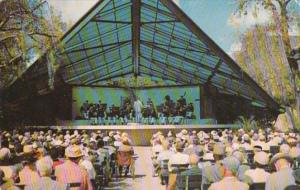 Florida St Petersburg Band Shell Williams Park