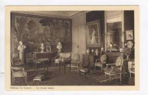 Interior of Grand Salon, Chateau de Coppet, Coppet, Switzerland 1900-10s