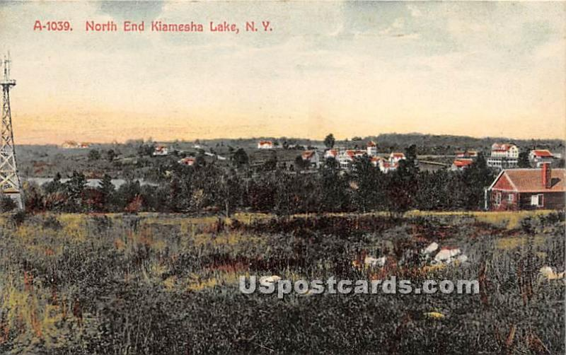 North End Kiamesha Lake NY Unused