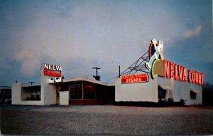 Mississippi Meridian Nelva Restaurant & Court