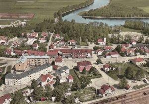 GULLSPANG, Sweden, PU-1967; Aerial View