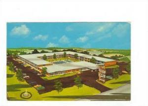 Heart Of Charlotte Motor Inn, Charlotte, North Carolina, 1940-1960s