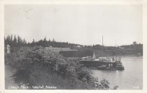 RP: YAKUTAT , Alaska, 30-40s ; Libby's Dock