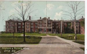 Pennsylvania Erie Soldiers and Sailors Home 1911