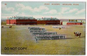 Fort Wright, Spokane Wash