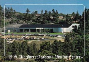 Goldwater Visitor Center United States Air Force Academy Colorado Springs Col...