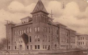 EUGENE, Oregon; High School, 00-10s
