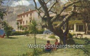 Hotel Tzanjuyu Lake Atitlan Guatemala, Central America Unused