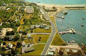Rhode Island Watch Hill Aerial View