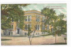 Inter State Schools , Cedar Rapids, Iowa, PU-1910