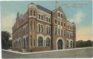 D/B New Post Office in Sioux Falls South Dakota SD