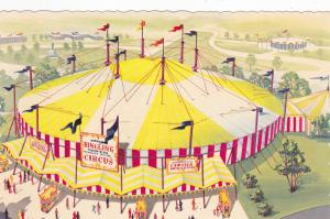 Ringling Bros presents, Continential Circus at New York World's Fair , 1964-65