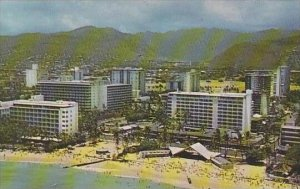 Hawaii Waikiki Kuhio Beach