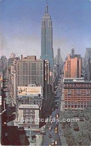 Midtown, Manhattan, New York City, New York