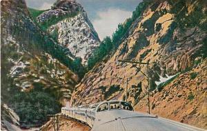 California Zyphyr Western Pacific Rio Grande Burlington Railroads, chrome