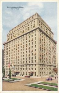 Ambassador Hotel on Park Avenue NYC, New York City - WB