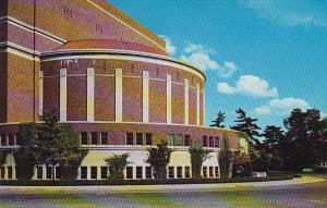 Band Shell Of The Hall Of Music Purdue University Lafayette Indiana