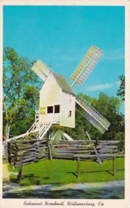 Virginia Williamsburg Robinson's Windmill